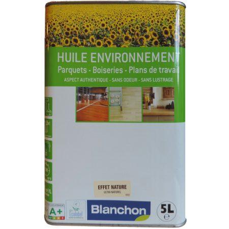 Blanchon milieu olie effet nature 5 liter