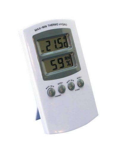 thermometer hygrometer digitaal